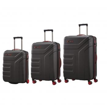 VECTOR Zestaw walizek 4k L/M, 2k S